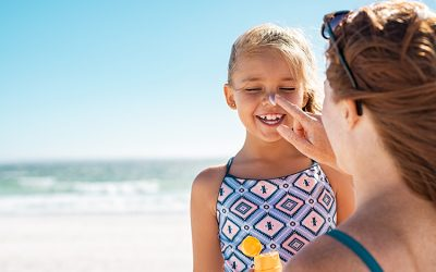 Sunscreen and skin cancer myths